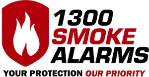 1300 smoke alarm logo