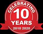 Celebrating 10 Years: 2010 - 2020!