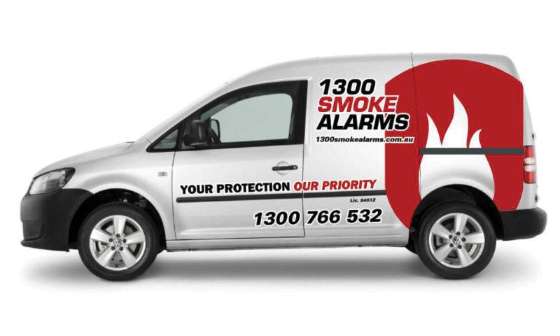 1300 Smoke Alarms - Reliable, same day service