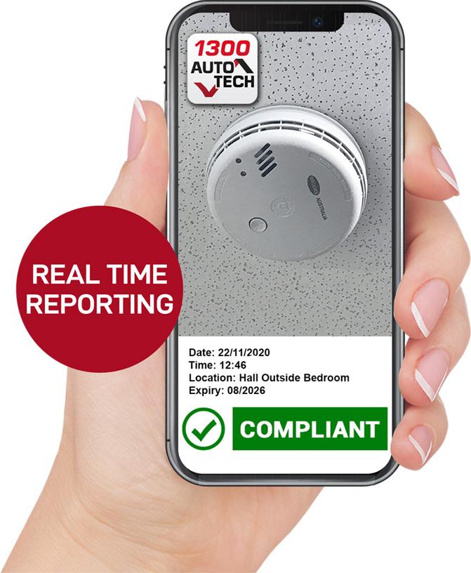 agent portal 1300 smoke alarm