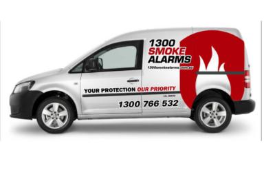 Why use 1300 Smoke Alarms